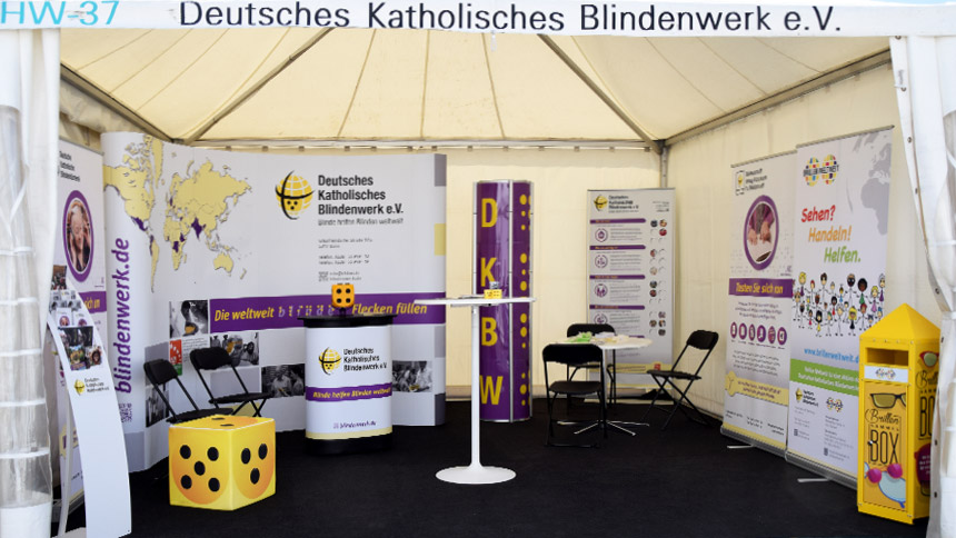 DKBW – Catholicday Münster – Tradeshow