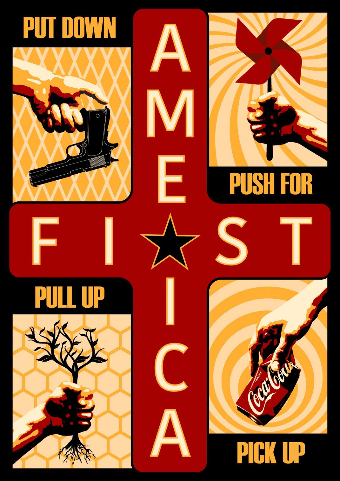 America Fist
